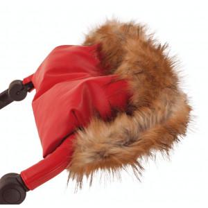 Mănușă de iarnă Bebumi (culoare roșie)