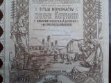 Cumpara ieftin 5000 Lei 1941 Banca Romaneasca Bucuresti actiuni vechi , veche Romania, 928580