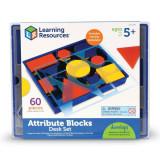 Set de sortat - Forme geometrice, Learning Resources