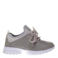 Pantofi sport copii Abril gri