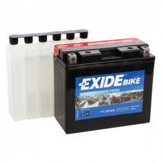 Baterie moto EXIDE 10Ah YT12B BS