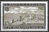 B2342 - Austria 1977 - Europa-cept neuzat,perfecta stare, Nestampilat