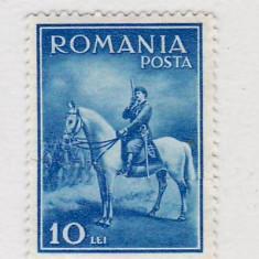 Romania     1932   CAROL  II  calare