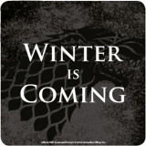 Suport pentru pahar - Game of Thrones (Stark) | Half Moon Bay