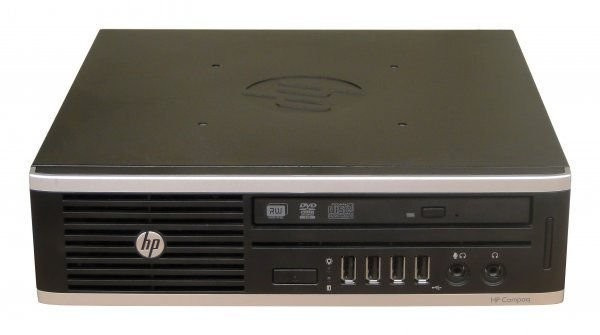 Calculator HP Compaq Elite 8200 Desktop USDT, Intel Core i5 Gen 2 2500S 2.7 GHz, 4 GB DDR3, 250 GB HDD SATA, DVDRW, Windows 10 Pro, 3 Ani Garantie