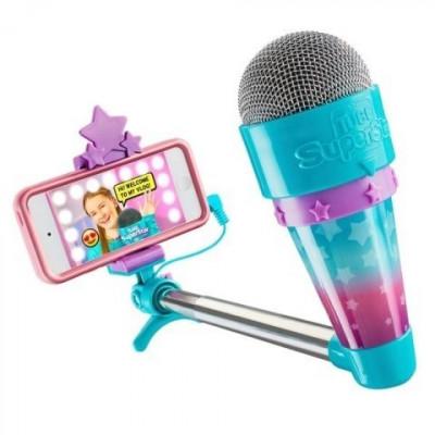 Tube Superstar microfon cu suport selfie foto