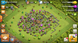 CONT DE COC {CLASH OF CLANS} TOWNHALL 8   BUILDER HALL 4   LIVRARE PRIN EMAIL  , Supercell