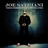 Joe Satriani Professor Satchafunkilus And The Musterion Of Rock (cd)