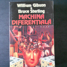 WILLIAM GIBSON - MACHINA DIFERENTIALA
