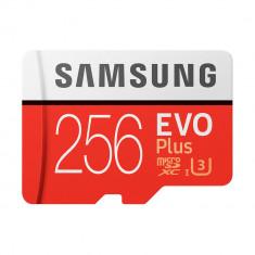 Card de Memorie Samsung Micro SDXC Evo Plus 256GB Cu Adaptor SD