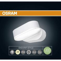 Plafoniera Led Osram, 8W, lumina calda(3000K), IP44, 220-240 V, 100 x 110 x 54 mm