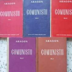 COMUNISTII VOL.1-5 - ARAGON