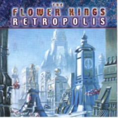 Flower Kings The Retropolis (cd)