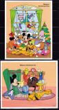 Cumpara ieftin DB Disney Sierra Leone Petrecere de Craciun Mickey 2 x SS MNH, Nestampilat