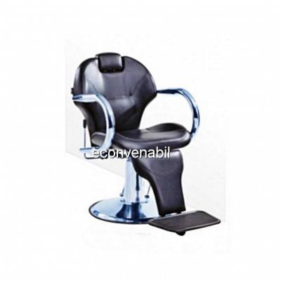 Scaun Profesional Frizerie Coafor Reglabil Dotari Salon 8823 foto