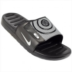 Slapi Barbati Nike T90 2 Slide 317521002, 42, 42.5, 45, 46, Gri