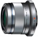 Obiectiv Foto Olympus M.Zuiko ET-M4518 45mm 1:1.8 (Argintiu)