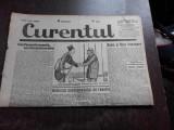 Ziarul Curentul , director Pamfil Seicaru , 7 mai nr.1888/1933