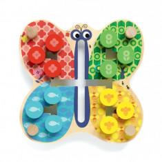 Joc motoric sortator fluture Djeco
