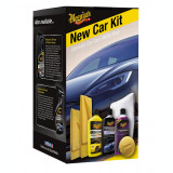 Meguiar's Kit Intretinere Masina Noua New Car Kit G3201EU