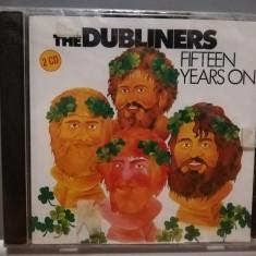 THE DUBLINERS - FIFTEEN  -2CD-(1993/INTERCORD/Germany) - CD ORIGINAL/Sigilat/Nou