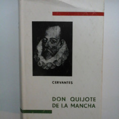 DON QUIJOTE DE LA MANCHA - CERVANTES - Editia de lux - 1965