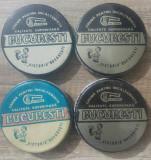 Lot 4 cutii de crema de pantofi Victoria Bucuresti