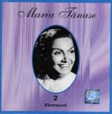 CD Maria Tănase – 2, clasica, 1977