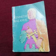 TRAISTA CU POVESTI - KENNETH BALANUL