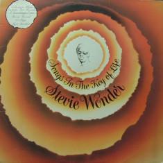 Stevie Wonder - Songs In The Key Of Life (2 LP - Germania - VG)