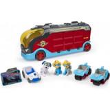 Patrula Catelusilor - Mega camionul cu catelusi gemeni si masinute, Spin Master