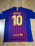 Lionel Messi autograf pe tricou FC Barcelona , cu certificat de autenticitate, XL, Nike