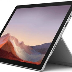 Tableta Microsoft Surface Pro 7, Procesor Intel® Core™ i5-1035G4, PixelSense 12.3inch, 16GB RAM, 256GB SSD, 8MP, Wi-Fi, Bluetooth, Windows 10 Home (Ar