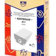 Sac aspirator Electrolux Mondo, hartie, 5X saci, K&M