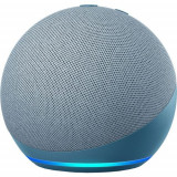 Cumpara ieftin Boxa portabila Amazon Echo Dot 4nd Gen, Wi-Fi, Bluetooth, Cu Asistent Personal Alexa (Albastru)