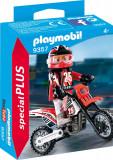 Cumpara ieftin FIGURINA MOTOCICLIST, Playmobil