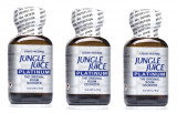 Cumpara ieftin 3 x JUNGLE JUICE PLATINUM Poppers 24ml, aroma camera, ORIGINAL, SIGILAT, rush, popers, SUPER OFERTA!!!