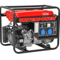 Generator de curent 7 CP, 3000 W, Hecht