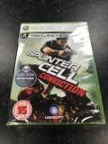 Tom Clancy's Splinter Cell Conviction XBOX 360, original și sigilat, Shooting, 16+, Multiplayer, Ubisoft