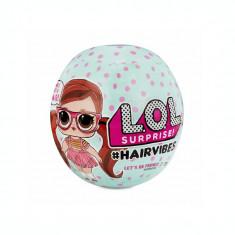 Jucarie figurina LOL Surprise Hairvibes, cu surpriza