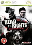 Joc XBOX 360 Dead to Rights Retribution