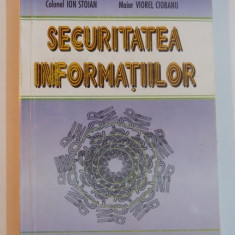 SECURITATEA INFORMATIILOR - GHEORGHE ILIE