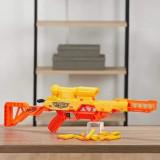 Set arma de jucarie Nerf Alpha Strike 12 proiectile incluse
