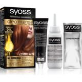 Syoss Oleo Intense Culoare permanenta pentru par cu ulei