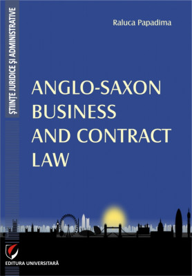Anglo-Saxon Business and Contract Law foto