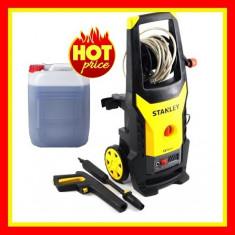 Aparat Masina Spalat cu Presiune Stanley 2.2kW, 150 bar 1 litru Spuma activa