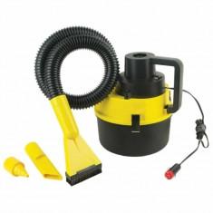 Aspirator auto 12V Vacuum Cleaner, 3 accesorii foto