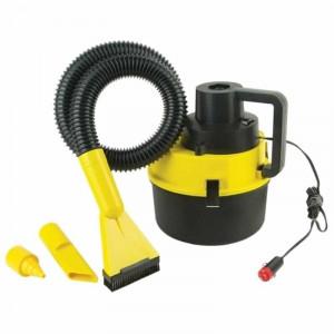 Aspirator auto 12V Vacuum Cleaner, 3 accesorii