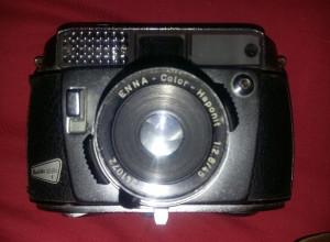 Aparat foto cu film vechi de colectie Balda Matic 1,Made In Germany West,T.GRAT
