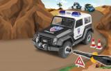 Masinuta Junior Kitt Revell - Masina De Politie Offroad - Rv0807